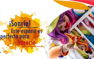 Doctora Clown lanza campaña para llevar FELICIDAD a más de 40 mil niños a nivel nacional