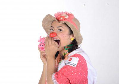 Lupita clown 3