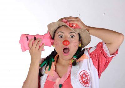 Lupita clown 4
