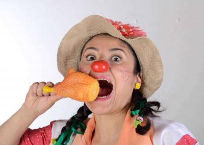 Lupita clown 5