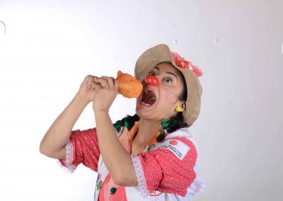 Lupita clown 6